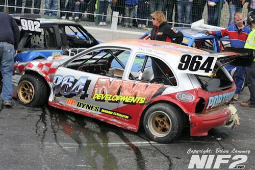 Tullyroan Oval Stock Car Racing